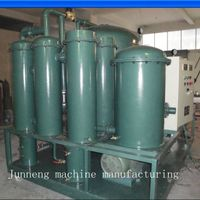 ZLC TWO-STAGE MULTIFUNCTION VACUUM OIL PURIFIER SERIES thumbnail image