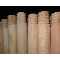 Natural wooden stick for broom handle or mop handle