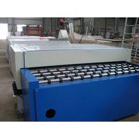 BX1600 horizontal glass washing machine,glass machine