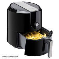 XL Digital Air Fryer 5.8QT/5.5L 1800W Temp/Timer Settings & 7 Cooking Presets thumbnail image