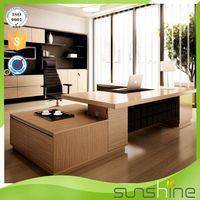 Unique Style Excellent Quality Executive Antique Office Desk/GM Office-BOSS Executive Desk
