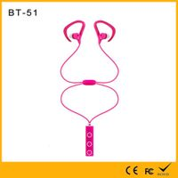 Golden Supplier with Factory Made Necklace and Noise Cancelling Sport Bluetooth Earphone with Magnet thumbnail image