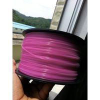 SGS ROHS certify 3D printing filament /PLA /Light change colors