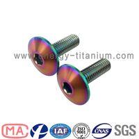 Dome Head titanium alloy bolt thumbnail image