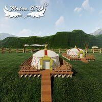 Mongolian Yurt XM-4B thumbnail image