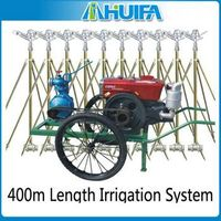 Hot-sale Higher Efficiency Farm Sprinkler Irrigation Machine