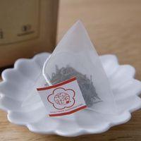 Organic Yuzu + Roasted green tea