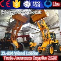 ZSZG wheel loader zl36,3 ton wheel loader,wheel loader