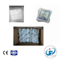 Absorbent Sterile or Non-Sterile 100% Cotton Gauze Swab