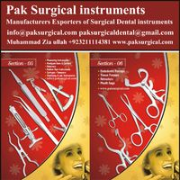Tissue Forceps Retractors Pak Surgical instruments