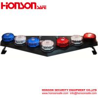 3W LED V7 High Power Emergency/warning vehicle lightbar HS-7100-V7