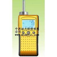 Pumped type ozone detector