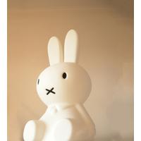 Cartoon cute rabbit lamp warm little night lamp colorful light creative Miffy rabbit lamp thumbnail image