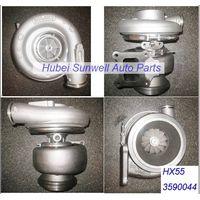 Cummins M11 turbo charger 3590044 Holset HX55 turbo 3800471 thumbnail image