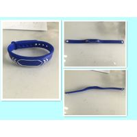 RFID silicone wristband smart watch style