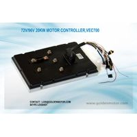 Vec controller for 20KW bldc motor