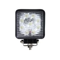 9LED work light 27W farm agriculture tractor parts truck headlight for KIOTI FARMET STEINER KIOTI AG