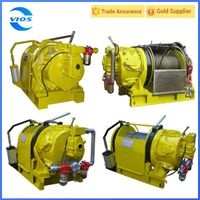10 ton air type wire rope winch thumbnail image