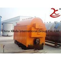 DZH Series Hot Water Boiler