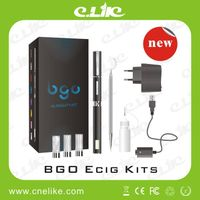 E-cigarette Bgo Vaporizer Electronic Cigarette Bgo for Eliquid/Wax/Dry Herb (tobacco)