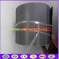 SS 302 130 MESH metal filter mesh band used in non stop Screen Changers thumbnail image