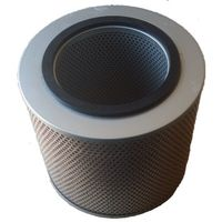 Paper filter cartridge marine engine