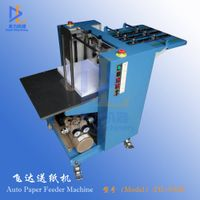 Paper feeder Machine