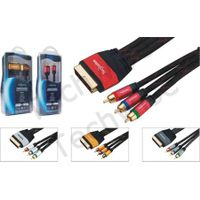 Multimedia Cable 3RCA Male-Scart male cable thumbnail image