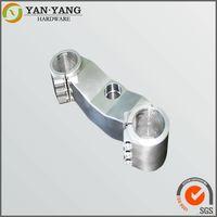 Factory made precision cnc machined aluminum parts thumbnail image