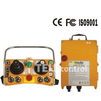 Industrial remote control F24-60 joystick radio remote control crane wireless crane remote control