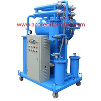 VTP High Vacuum Insulating Oil Purifier