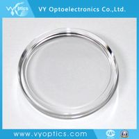 optical BK7 sapphire windows for Rolex watch