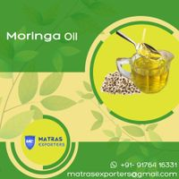 Moringa oil for skin