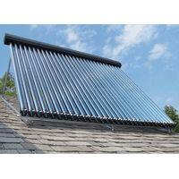 30 Vacuum Tubes Heat Pipe Solar Collector