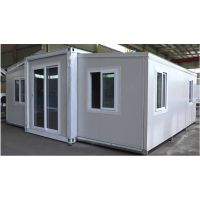 cheap china 40ft luxury australia expandable container house for sale thumbnail image