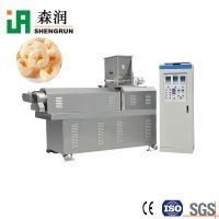Hot Selling Puffed Snack Extruder Machine Puffing Corn Food Production Line