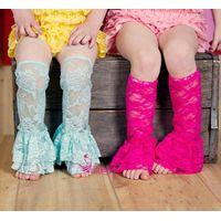 Baby leg warmer with ruffles,chevron leg warmer & Arm Warmers Socks wholesale