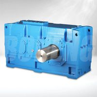 Industrial Helical Gear Speed Reducer Unit