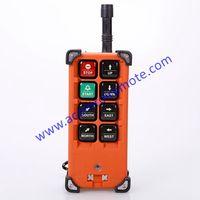AC110V 8 button waterproof industrial radio remote control