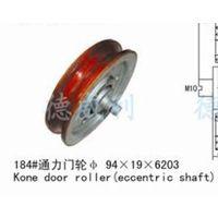 elevator door roller/elevator parts/elevator door wheels