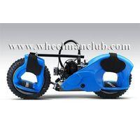 Sell 2009 New wheelman Motorized Skateboard 49cc thumbnail image