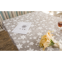 coated table cloth, apex coated deco