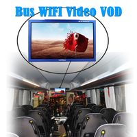 Bus car onboard entertainment system Android Wi-Fi 5.8 G