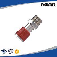 Stoptac automatic quick connect Acetylene + Oxygen