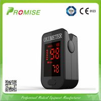 LED Display Fingertip Pulse Oximeter -- Jo Zhou