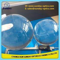 Optical ball lenses,half ball lenses bk7 k9 sapphire fused silica thumbnail image