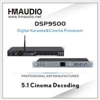 China supplier supply nice price 5.1 decoder DSP9500 with WIFI function