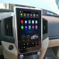 Vertical Screen 13.8 Inch Android Car Multimedia Navigation For Toyota Land Cruiser 2016-2019 thumbnail image
