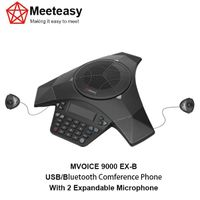 Meeteasy MVOICE-9000-EX-B USB/Bluetooth conference phone