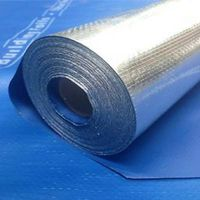 heat insulation aluminum foil roof sarking